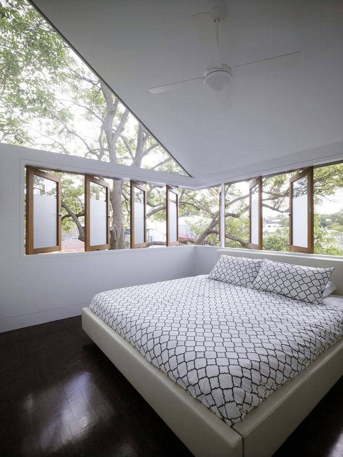 Maison design a Sydney – Chambre