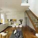 Maison design a Sydney - Cuisine