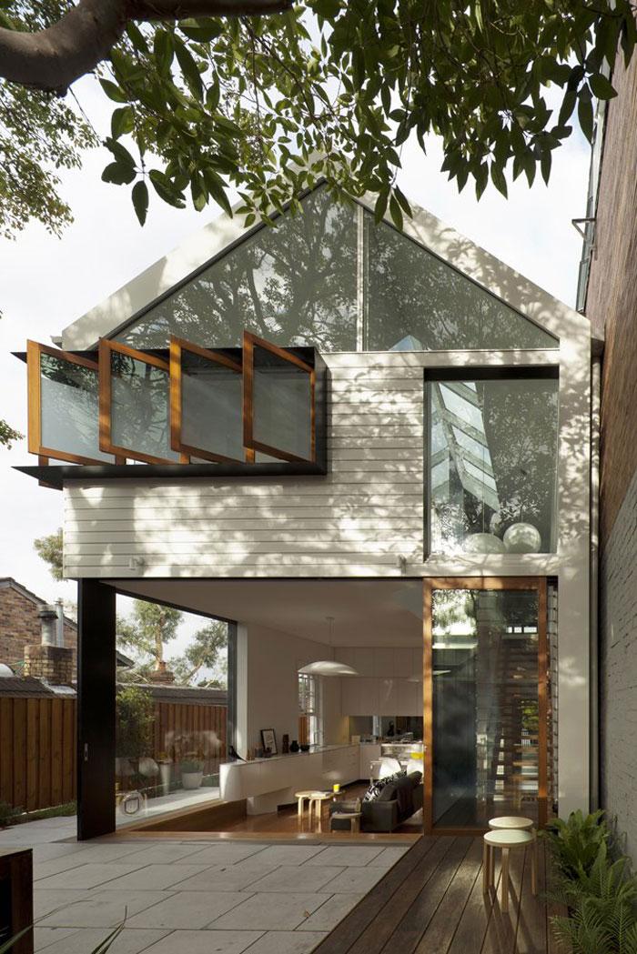Maison design a Sydney – Terrasse