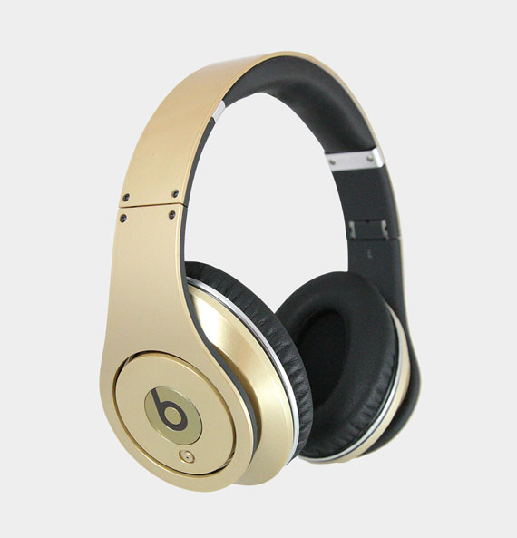 Ecouteurs Beats by Dr Dre Gold Medal Edition
