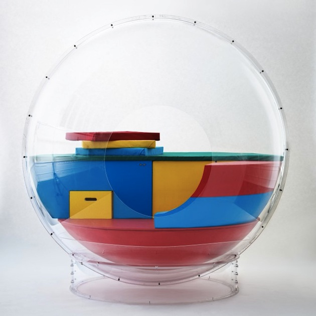bulle-plexiglas