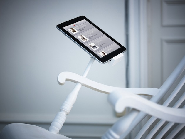 iRock le rocking chair pour iPad