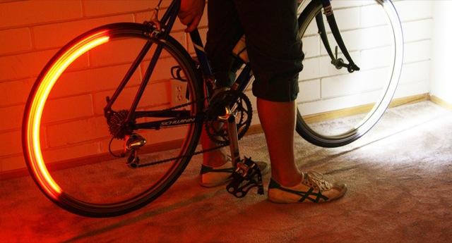 Revolights lumières LED pour vélos