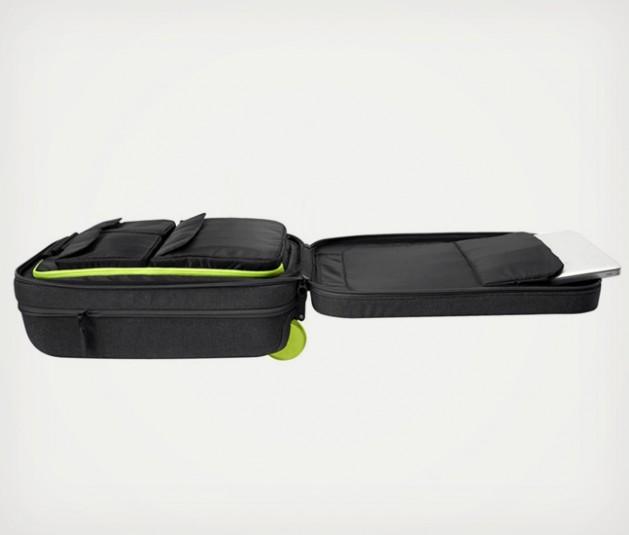 Valise de voyage pour Macbook et iPad
