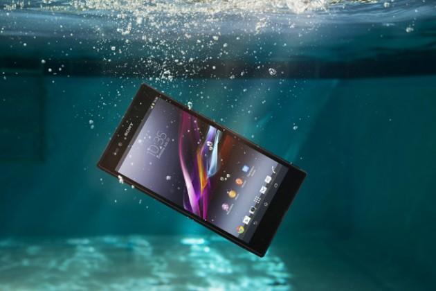 Sony Xperia Z Ultra smartphone le plus fin du monde