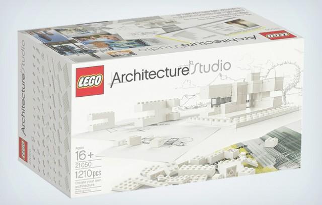 Créer une maison d'architecte en LEGO