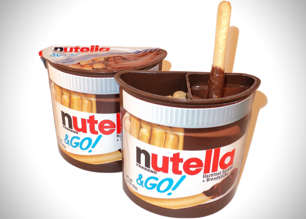 Nutella Go Snack-Pack