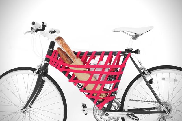 Une alternative à la sacoche de vélo