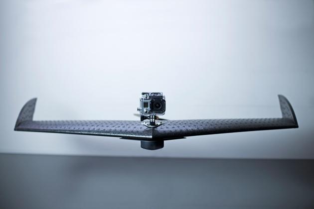 Drone permettant de prendre des photos du ciel avec votre GoPro