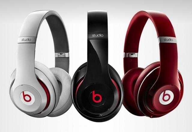 Les nouveaux casques Beats by Dre Studio