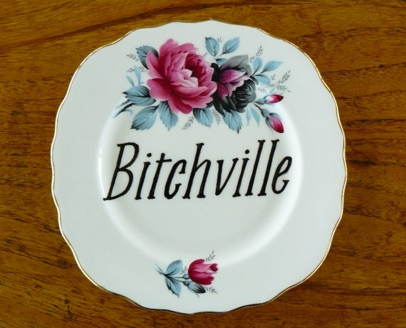 Service en porcelaine Trixiedelicious