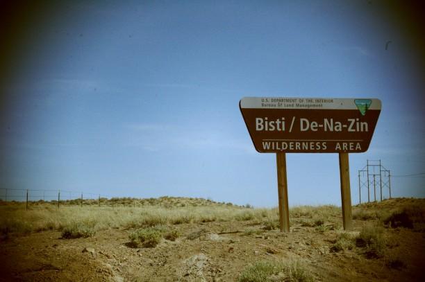 Bisti-Wilderness