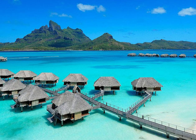 Four Seasons Resort Bora Bora le paradis sur terre