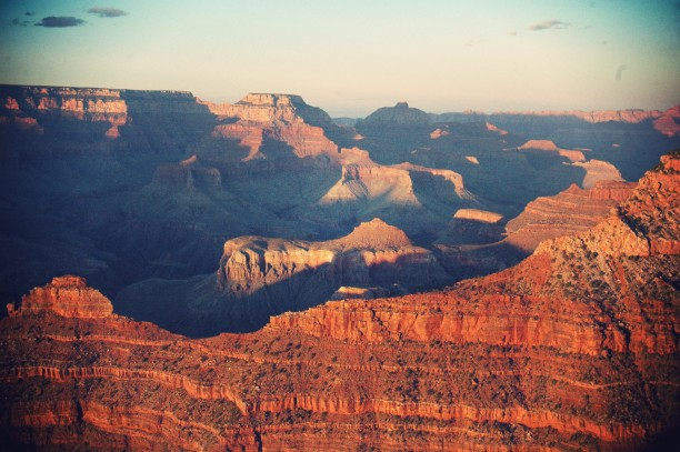 Grand-Canyon-couchee-soleil