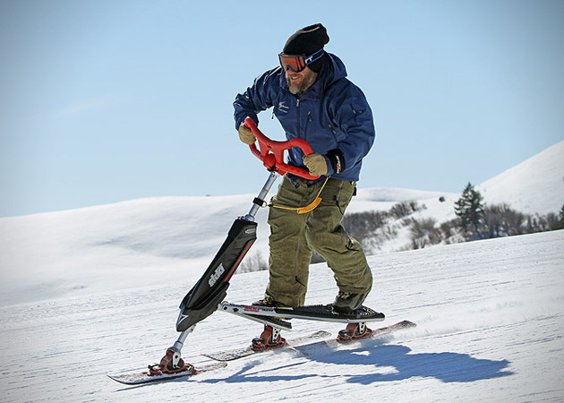 Trikke Ski Soldier Mountain