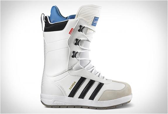 Boots de snowboard Adidas