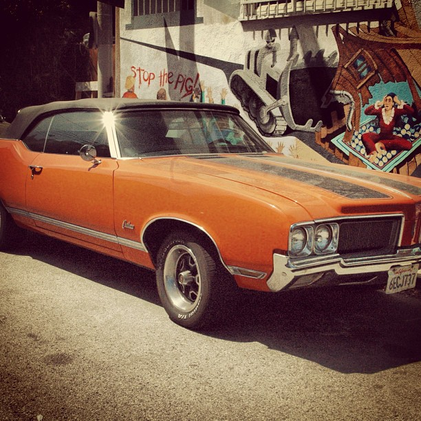 muscle-car-los-angeles