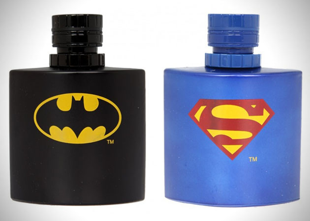 Parfum Batman et Superman