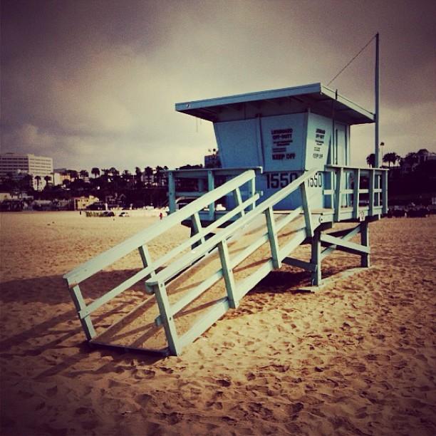 poste-secours-californie