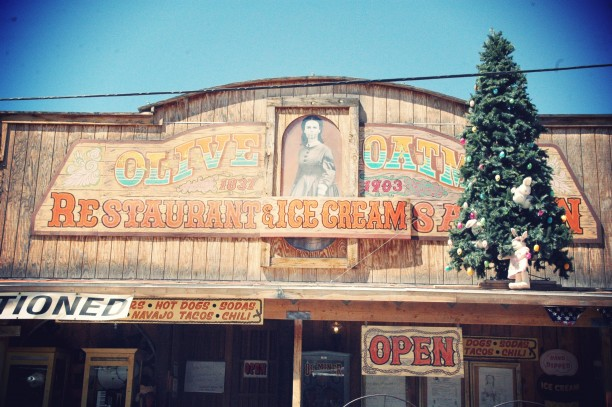 restaurant-typique-oatman-arizona