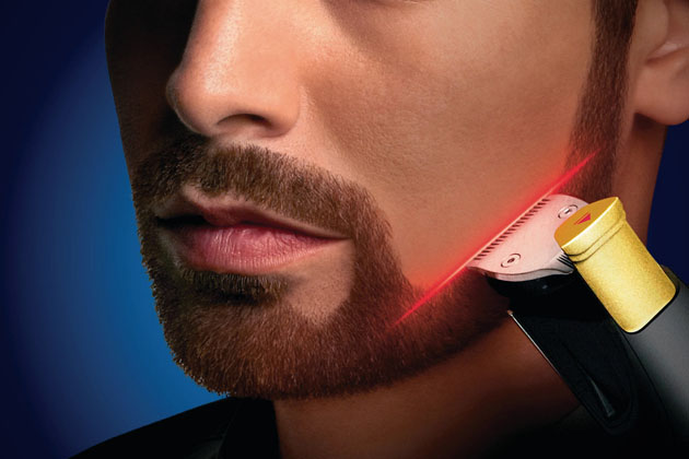 Tondeuse à barbe laser Philips