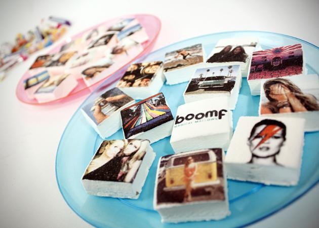 Imprimer vos photos Instagram sur des Chamallows