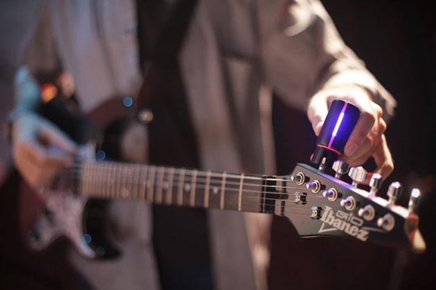 Accorder votre guitare avec votre smartphone