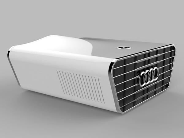 Vidéoprojecteur Audi