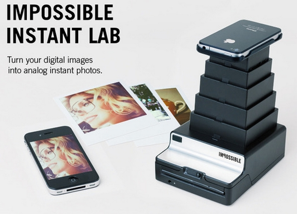 Imprimante Polaroid pour iPhone