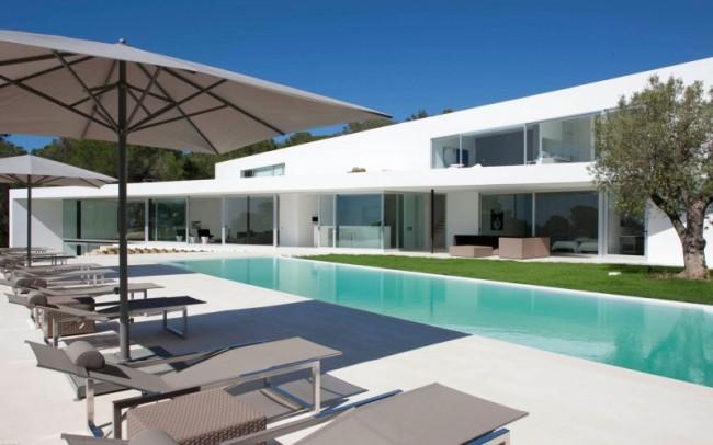 Magnifique Villa à Ibiza avec vue sur la mer