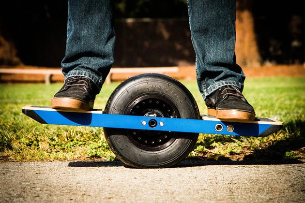 Onewheel le skatebord électrique