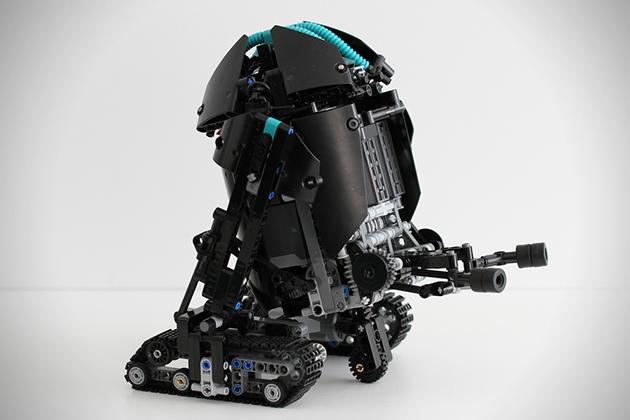 R2-D2 en LEGO