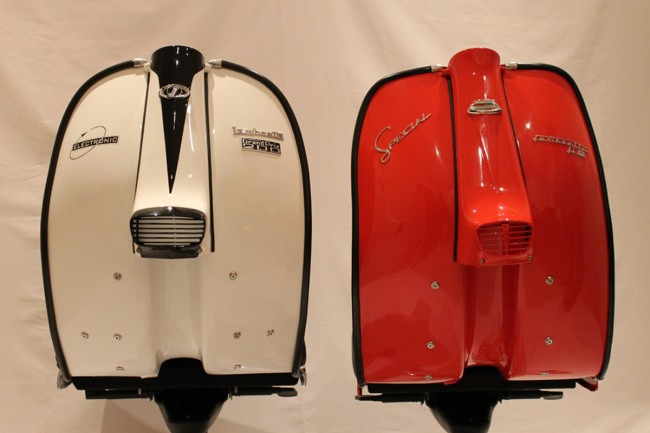 Collection de chaises Lambretta de Jim Plester