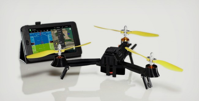 drone-support-gopro