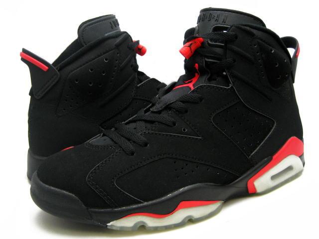 Poster Nike Air Jordan de 1985 à 1991