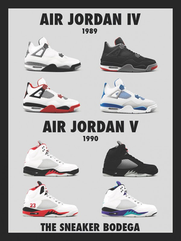 poster-nike air-jordan-1989