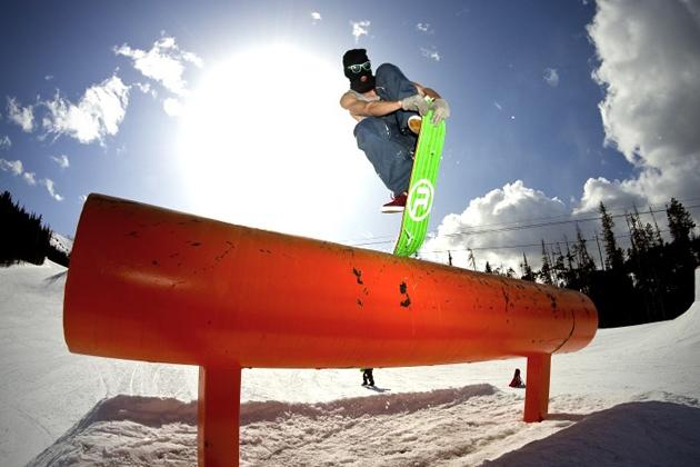 Ambition Snowskates un mix entre snowboard et skateboard