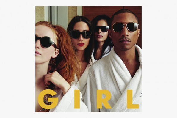 GIRL, le nouvel album de Pharrell Williams