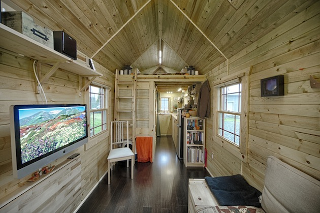 how to build a cool room trailer