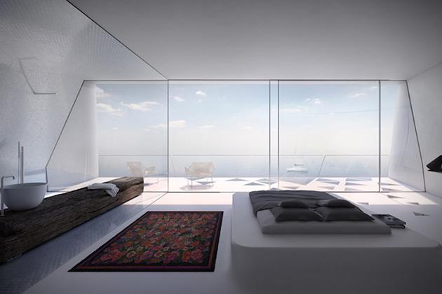 Salle de bain design arkko for Design salle de bain