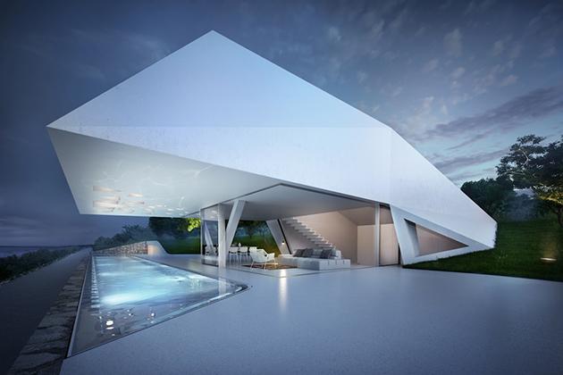 villa-design-grece