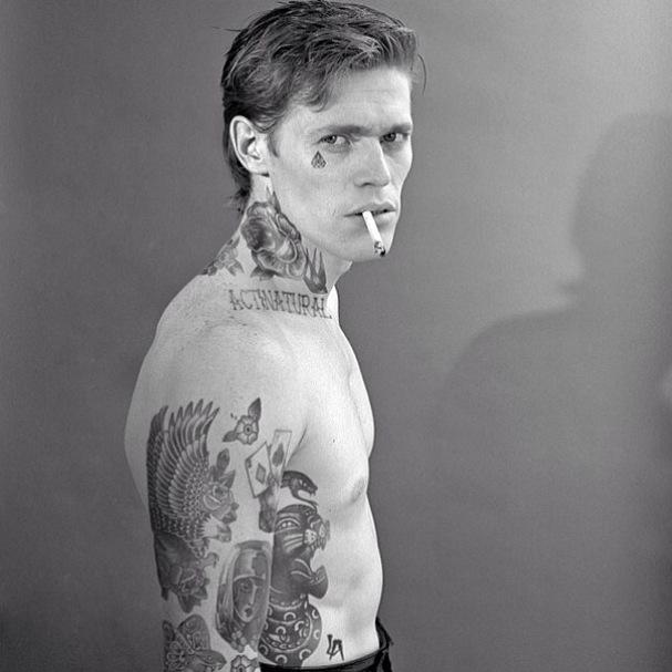 Steve-McQueen-tatouages