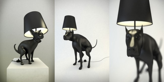 Chiens Design de l'artiste Whatshisname
