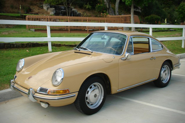 1966-Porsche-911