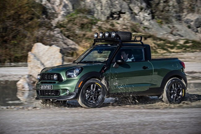 MINI-Paceman-Adventure-Pickup