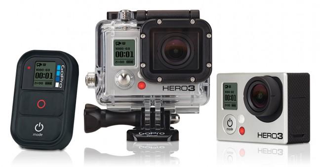 Les 10 meilleurs accessoires pour GoPro