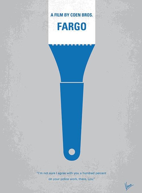 affiche-film-minimaliste-Fargo
