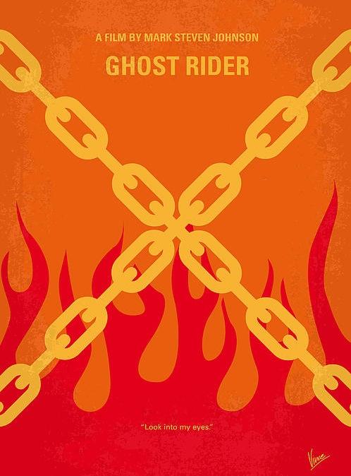 affiche-film-minimaliste-Ghost_rider