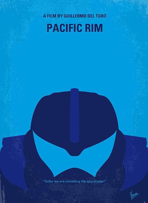 affiche-film-minimaliste-Pacific-Rim