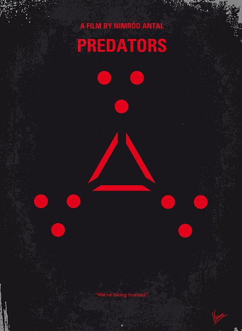 affiche-film-minimaliste-Predators